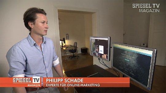 Experte für Online Marketing bei Spiegel TV