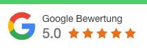 Sehr gute Google Bewertungen